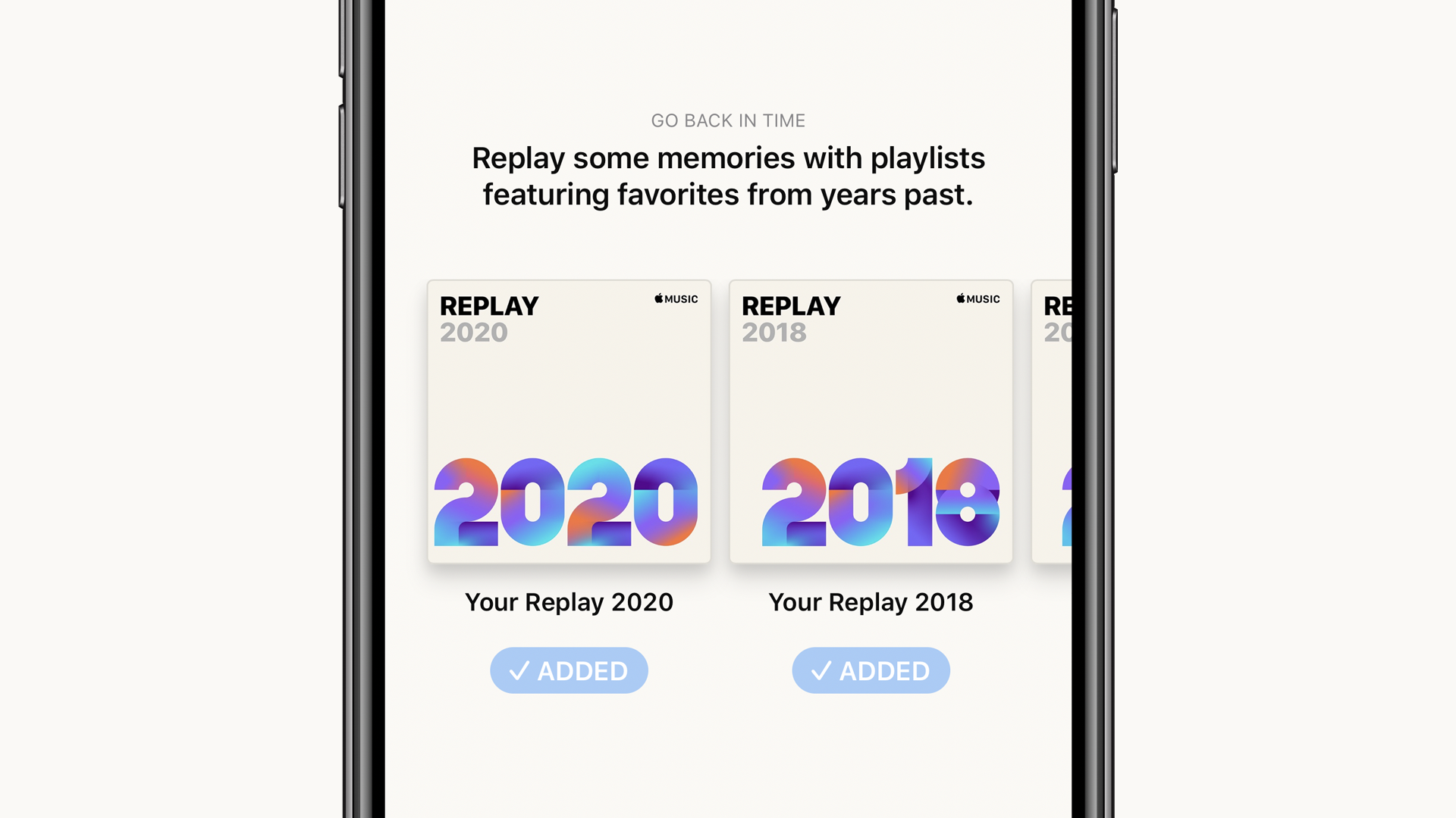 You can now add your Apple Music 'Replay 2020' playlist with most played songs of the year - 9to5Mac