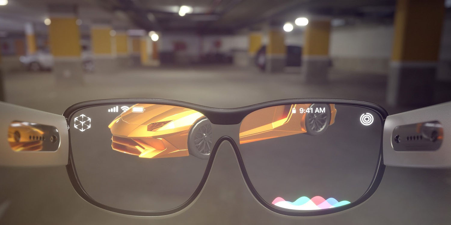 photo of Report: Apple's lenses for new AR headset/glasses move to trial production, slightly thicker than normal glasses image