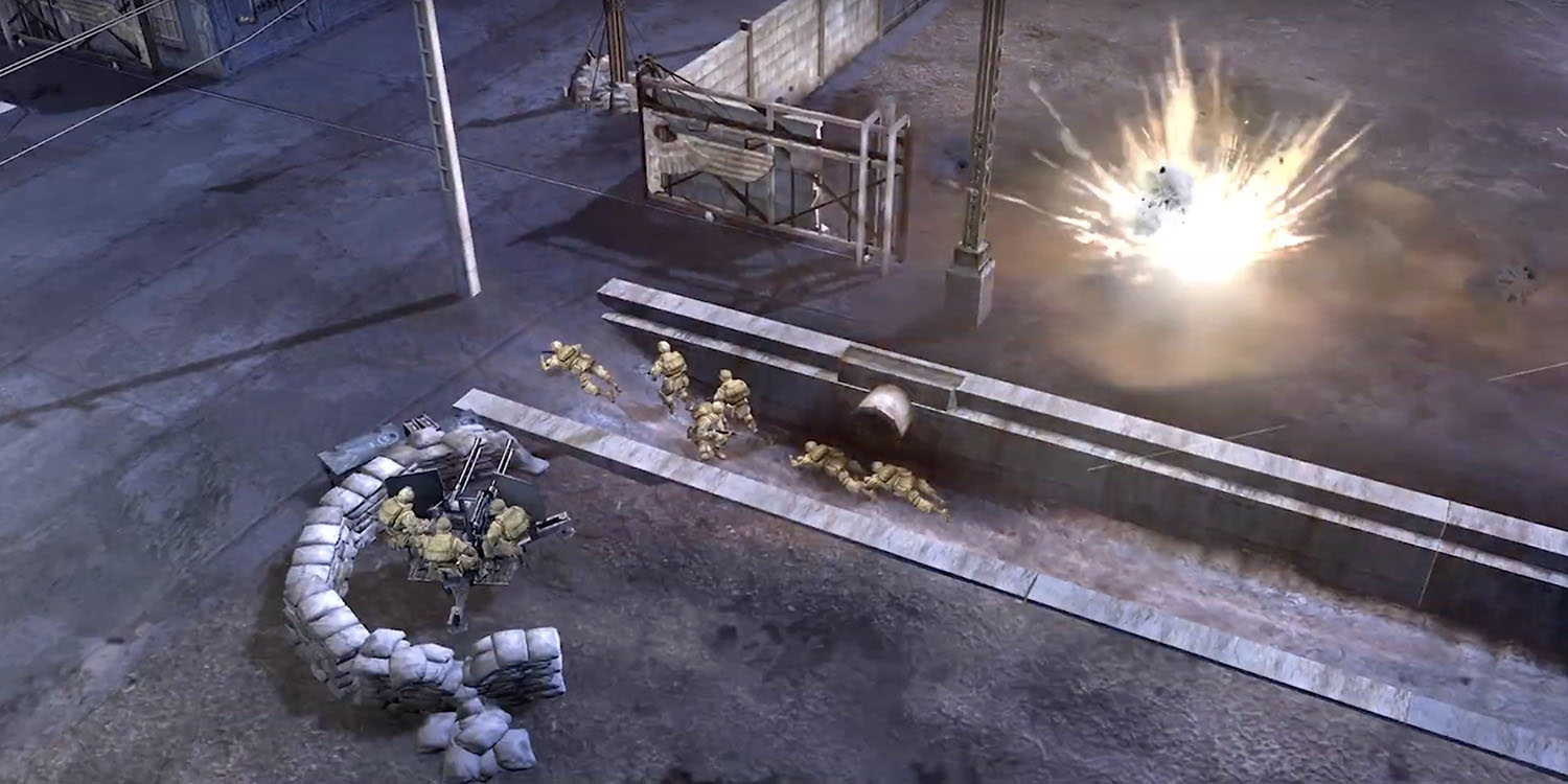 photo of WWII strategy game Company of Heroes now available for the iPad image