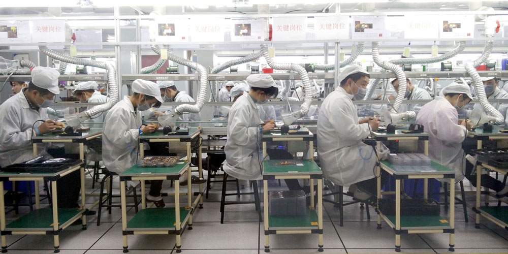 photo of Foxconn denies report of iPhone production targets, but doesn't reveal plans image