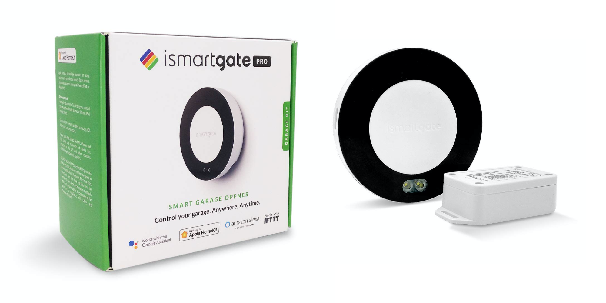 iSmartgate Pro is an easy to install HomeKit garage door opener - 9to5Mac