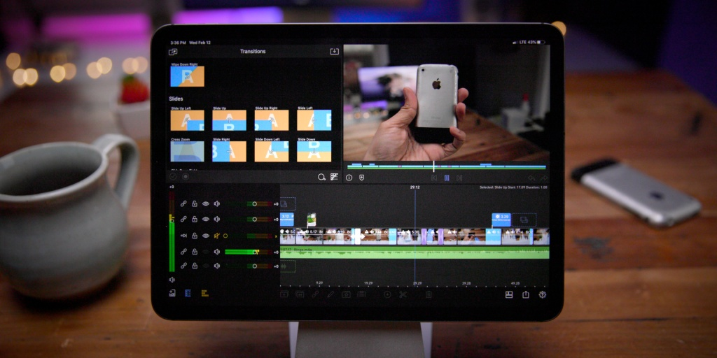 LumaFusion 2.2 makes FCPXML Final Cut Pro X export available 9to5Mac