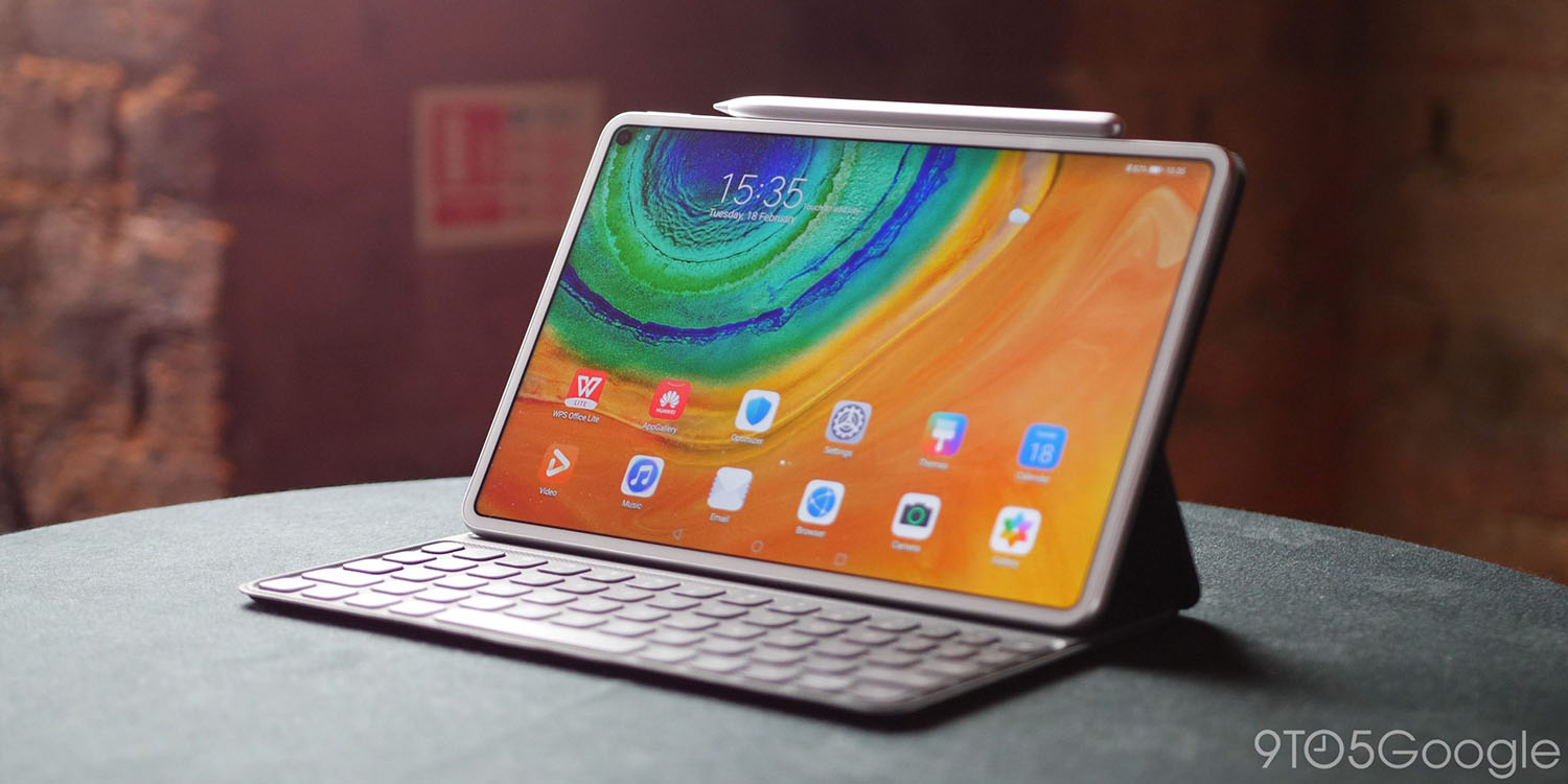 Huawei MatePad Pro 5G iPad Pro clone is now available [Video] - 9to5Mac