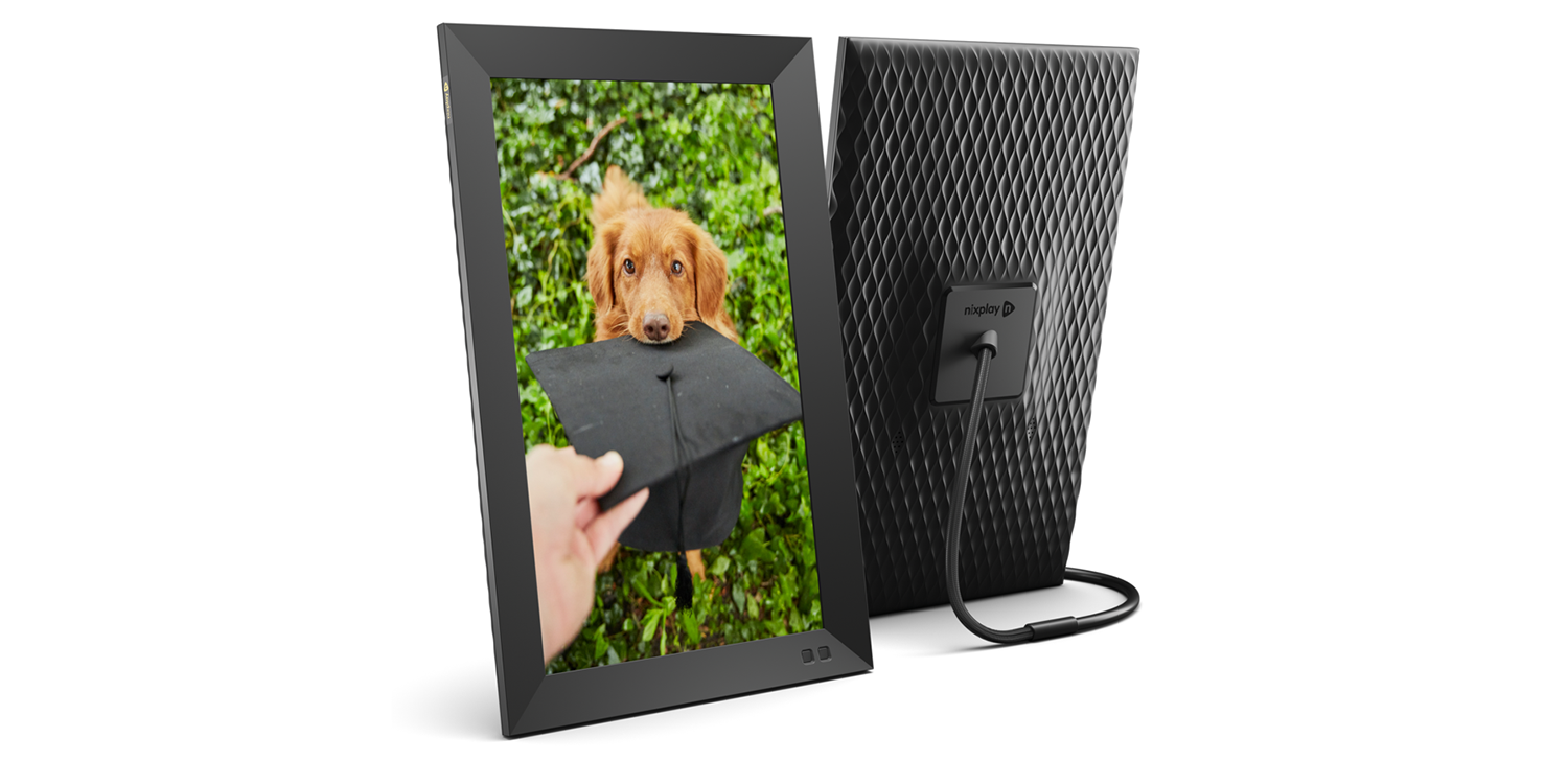 Nixplay Smart Photo Frame is great at home, better as a gift - 9to5Mac