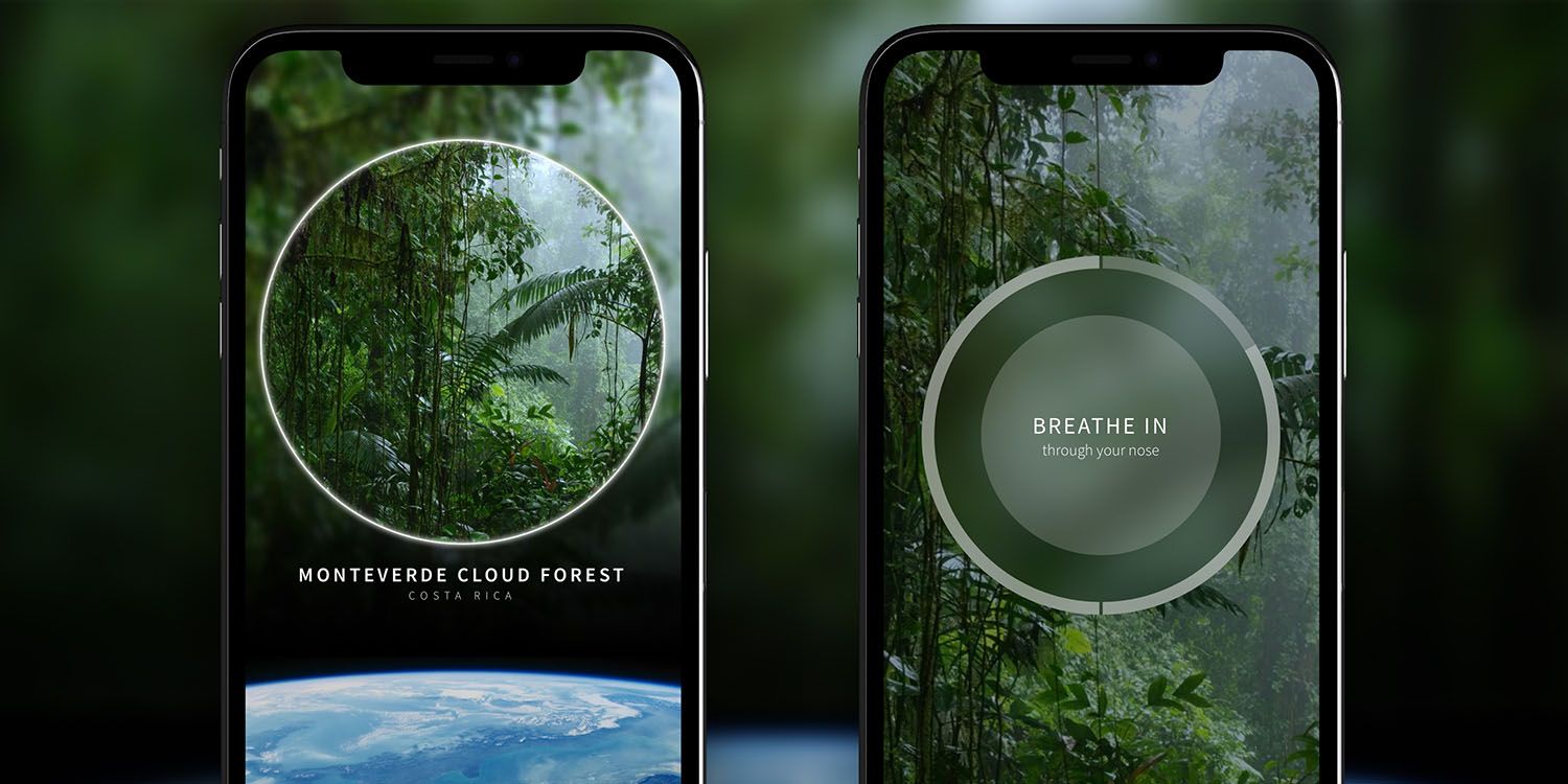 Portal app mixes sights, sounds & Hue lighting to relax you - 9to5Mac