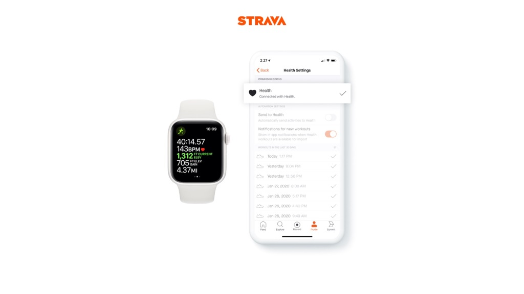 Strava for iOS adds HealthKit integration for importing Apple Watch workouts - 9to5Mac