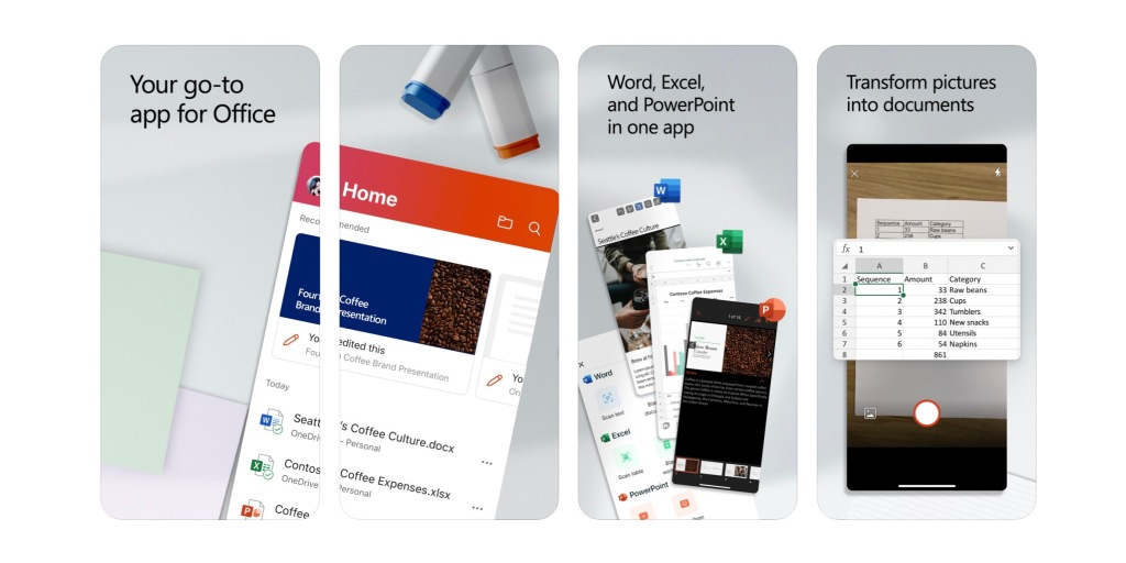 Unified Microsoft Office for iOS app exits beta with Word, Excel, PowerPoint - 9to5Mac