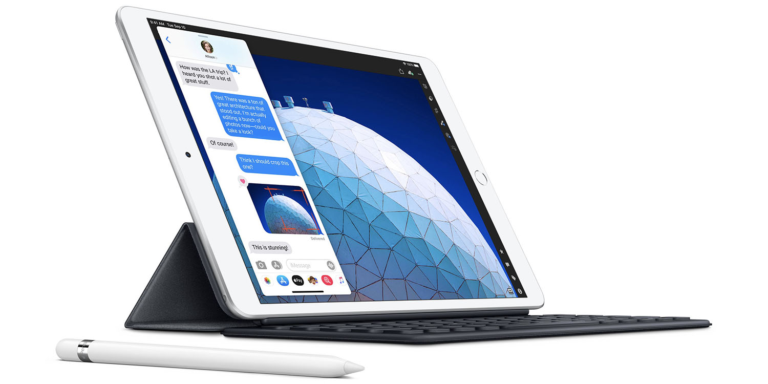 Boost to iPad sales as coronavirus sees more work from home - 9to5Mac