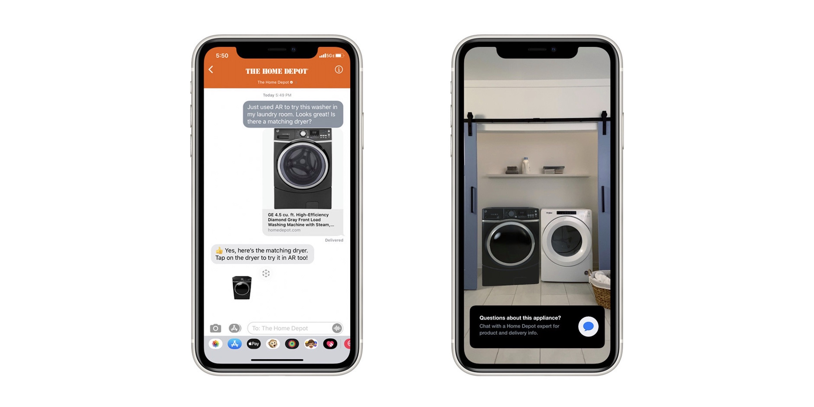 Apple Launches Purchase Button For Ar Quick Look Feature With Home Depot And Wayfair On Board 9to5mac