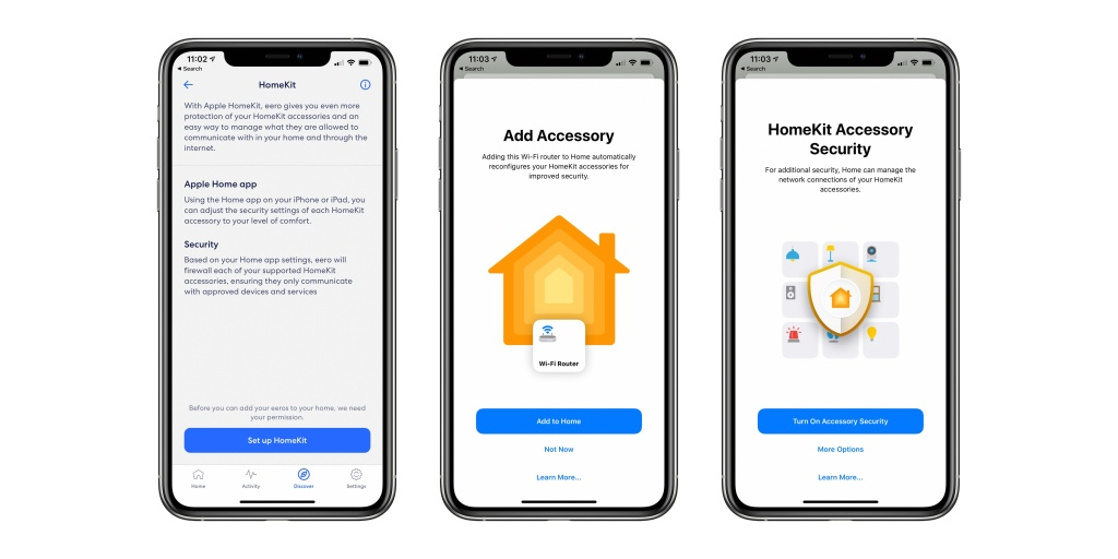 Amazon's Eero debuts first HomeKit router update, bringing enhanced smart home security - 9to5Mac