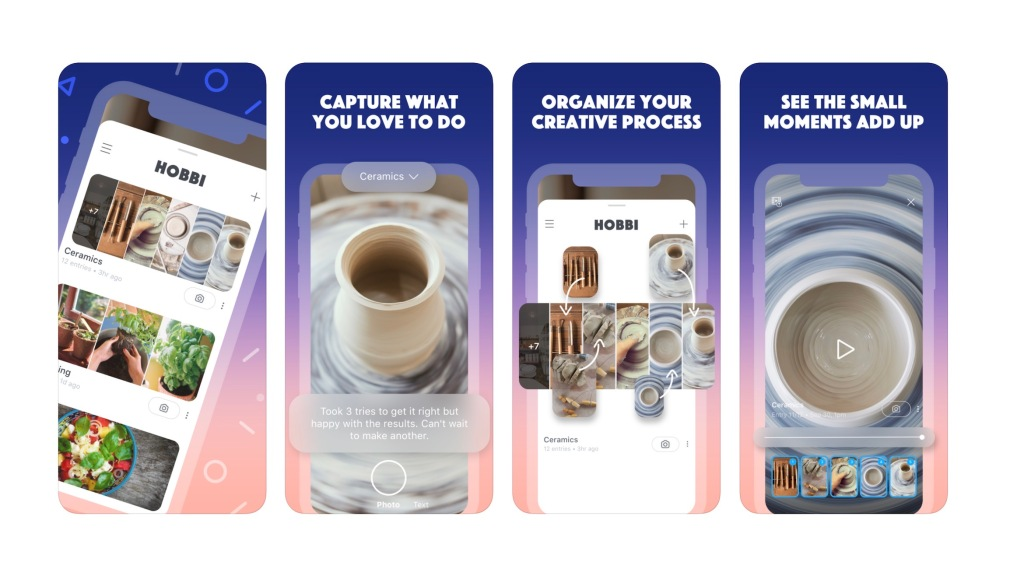photo of Facebook targets Pinterest users with its new 'Hobbi' experimental app image