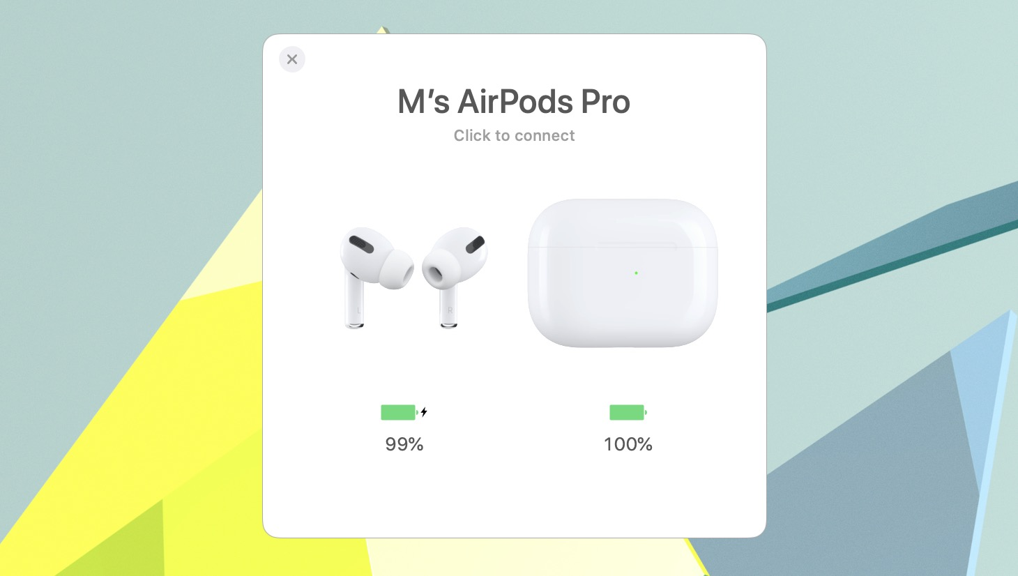 AirBuddy for Mac AirPods software