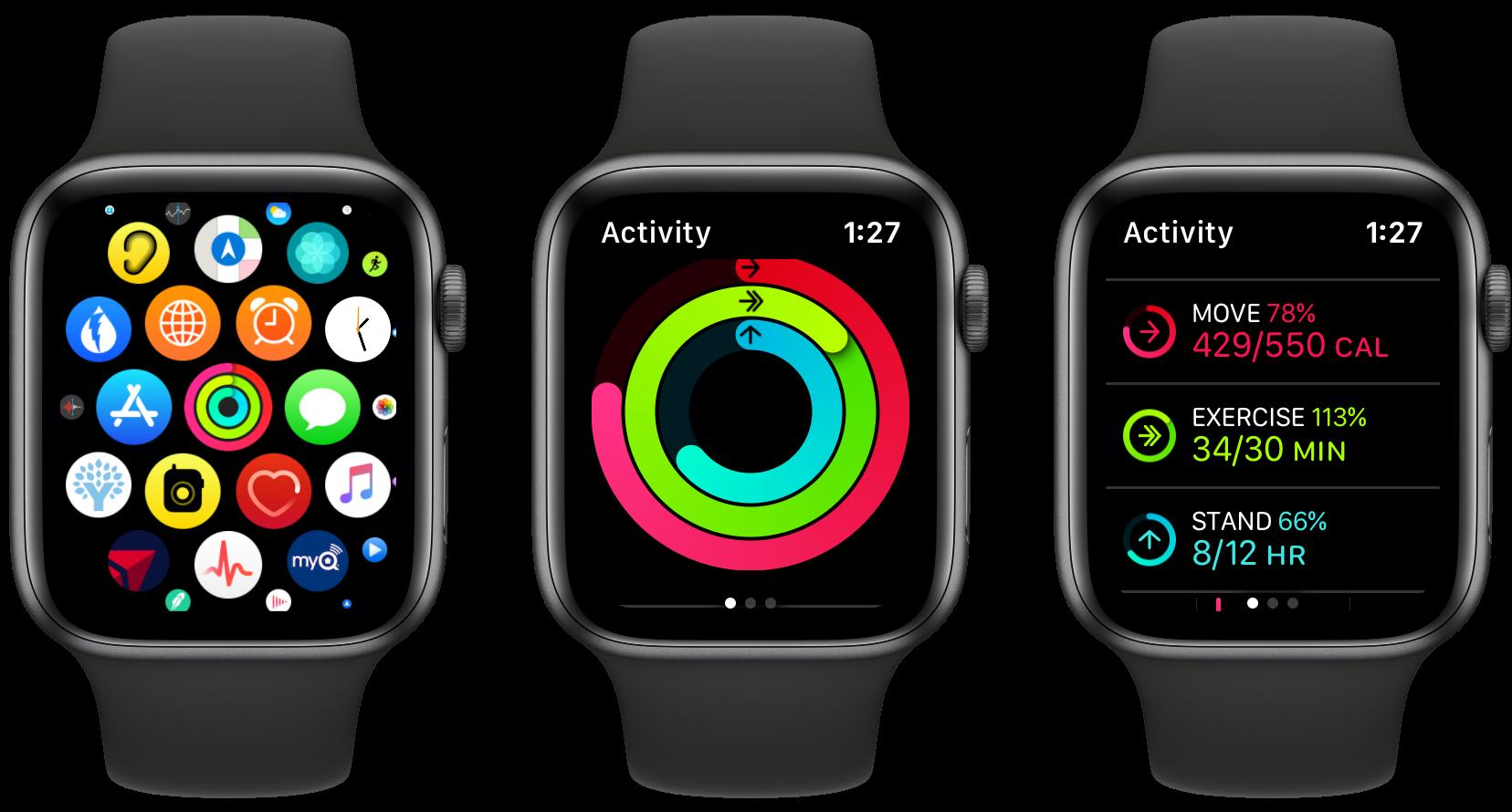 Как посмотреть сожженные калории Apple Watch, активное и пассивное пошаговое руководство