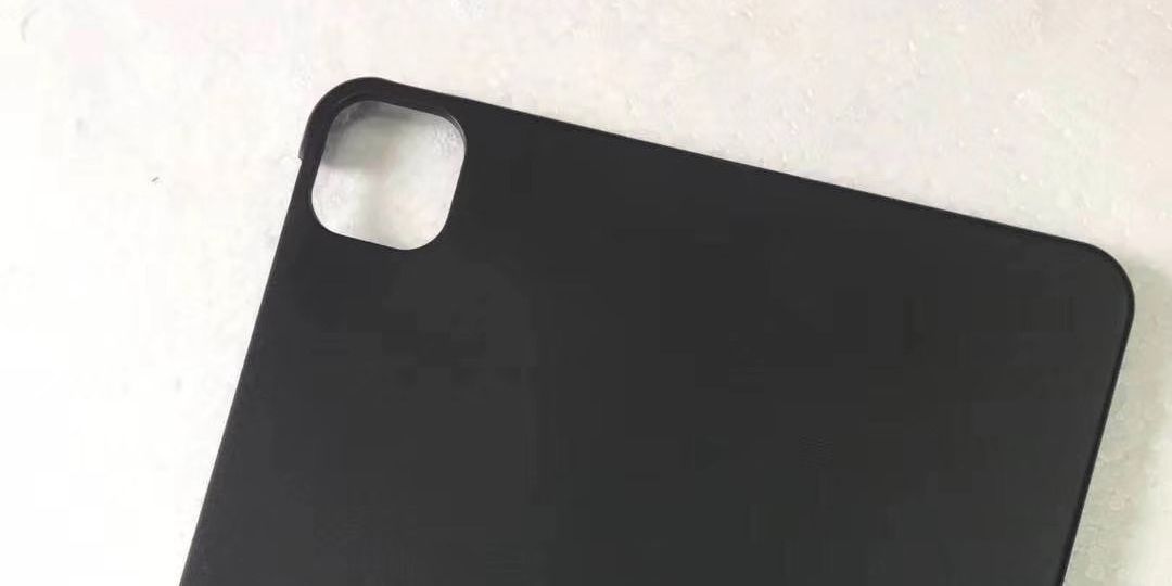 2020 iPad Pro case leaks show new square camera bump similar to iPhone 11 - 9to5Mac
