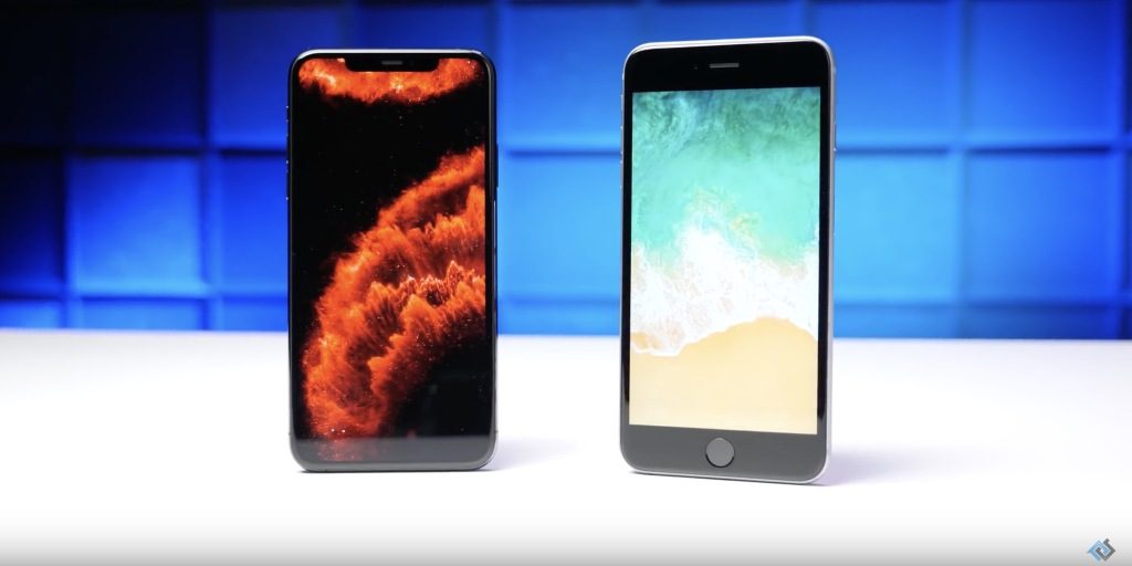 Still have an iPhone 6s? See how much faster the iPhone 11 Pro is