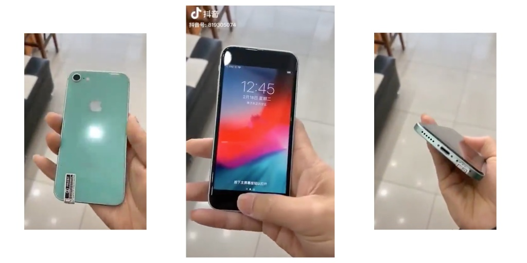 Alleged iPhone 9 video goes viral on TikTok, but it's fake - 9to5Mac