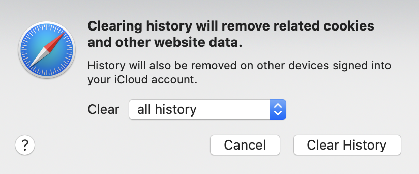 Mac How To Clear The Cache History And Cookies In Safari 9to5mac