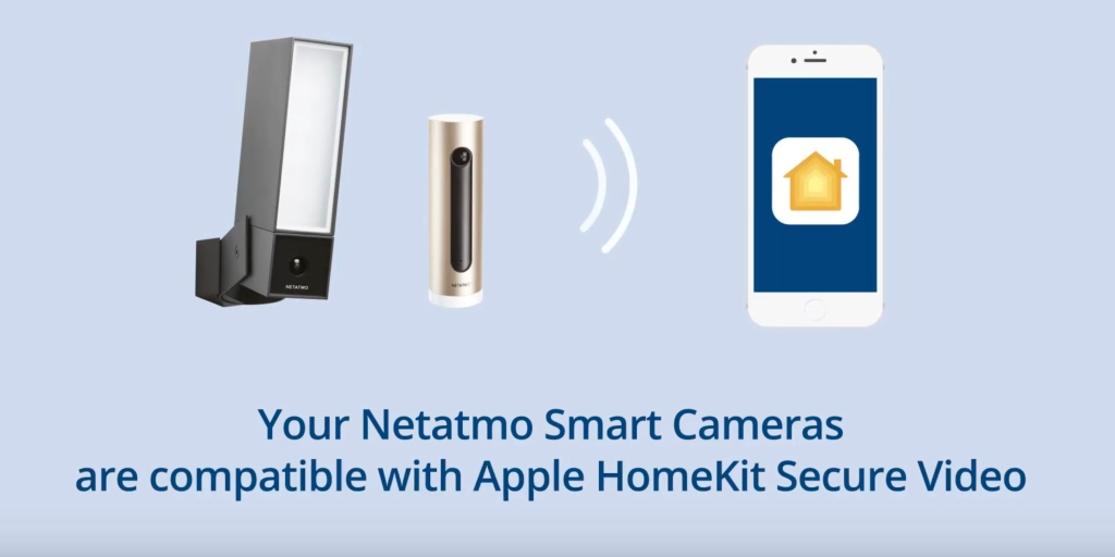 Netatmo Smart Indoor Camera officially adds support for HomeKit iCloud recordings - 9to5Mac