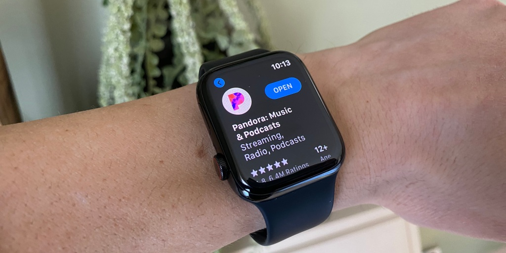 photo of Pandora now lets you stream music on the Apple Watch without iPhone image