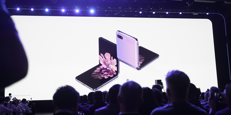 Samsung Galaxy Flip Z