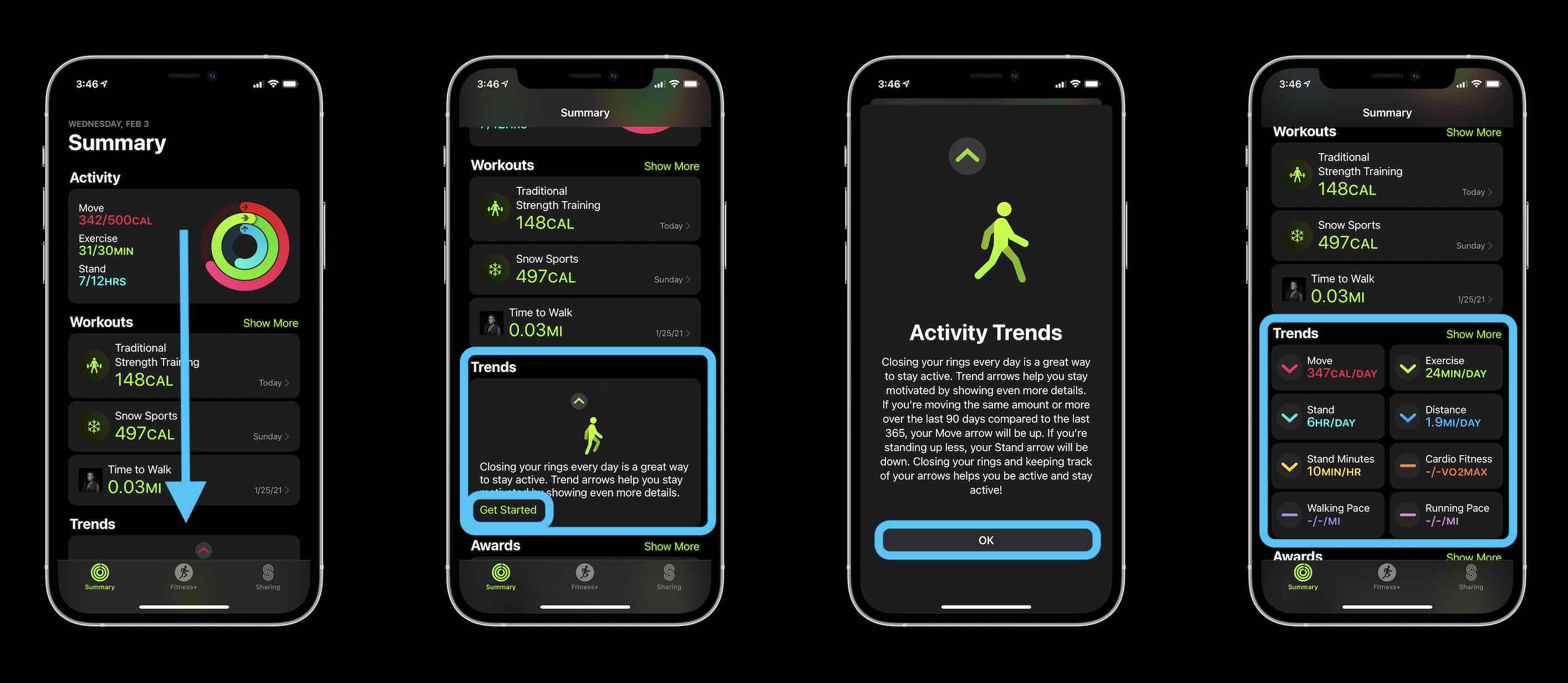 How to see steps Apple Watch, trends, more