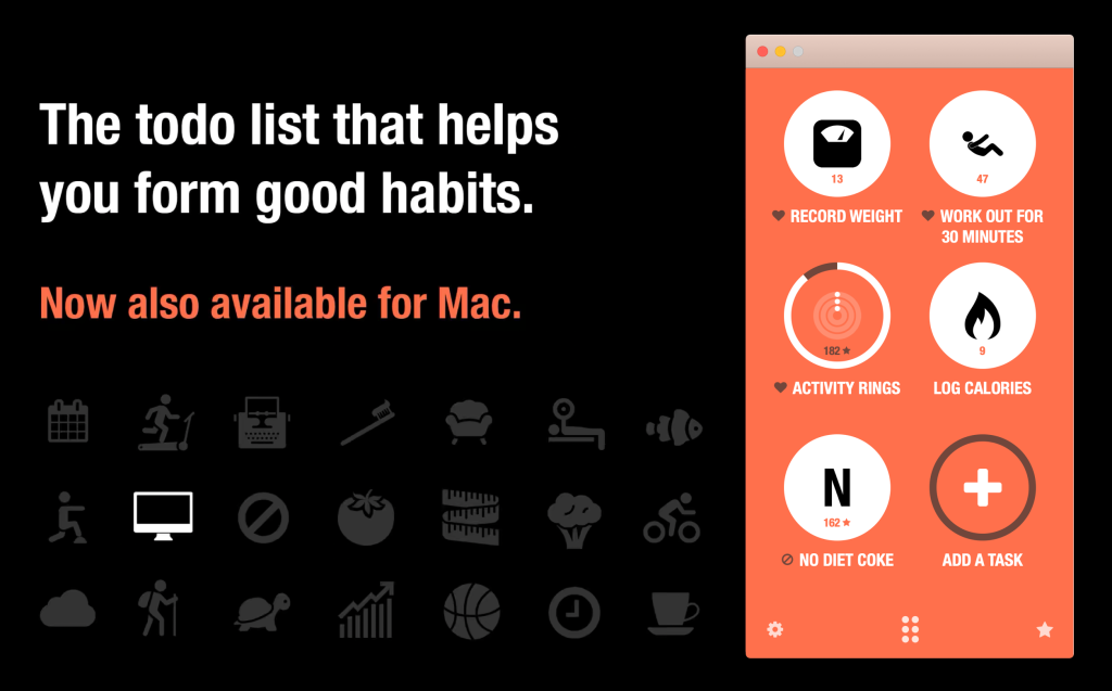Popular habit tracking app Streaks now available on the Mac - 9to5Mac