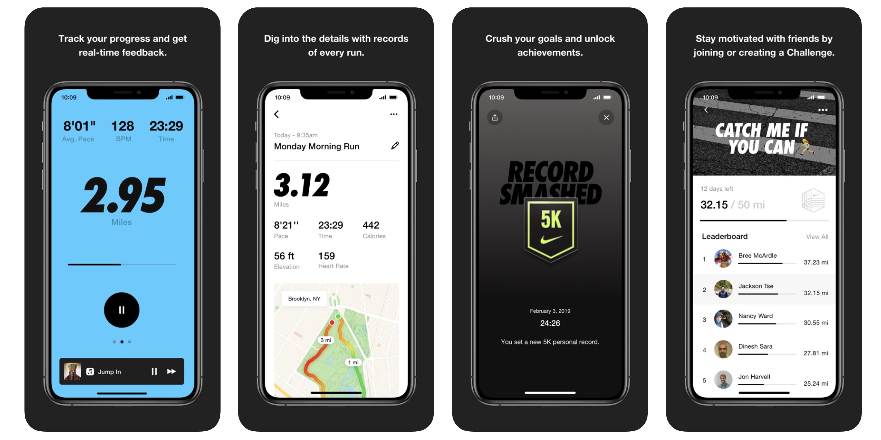 Sinceridad rodear Himno  Nike Run Club for iPhone and Apple Watch adds new post-run metrics and more  - 9to5Mac
