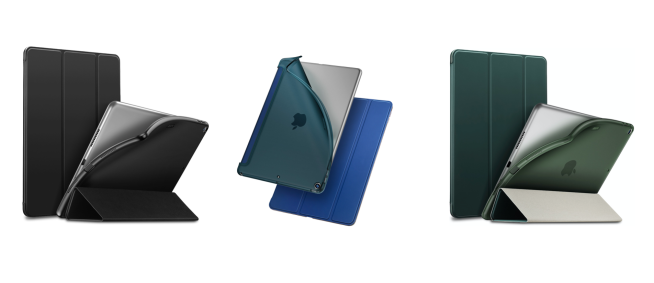 Get ESR Gear's new iPad Mini and 10.5″ iPad Air case 25% off for a limited time