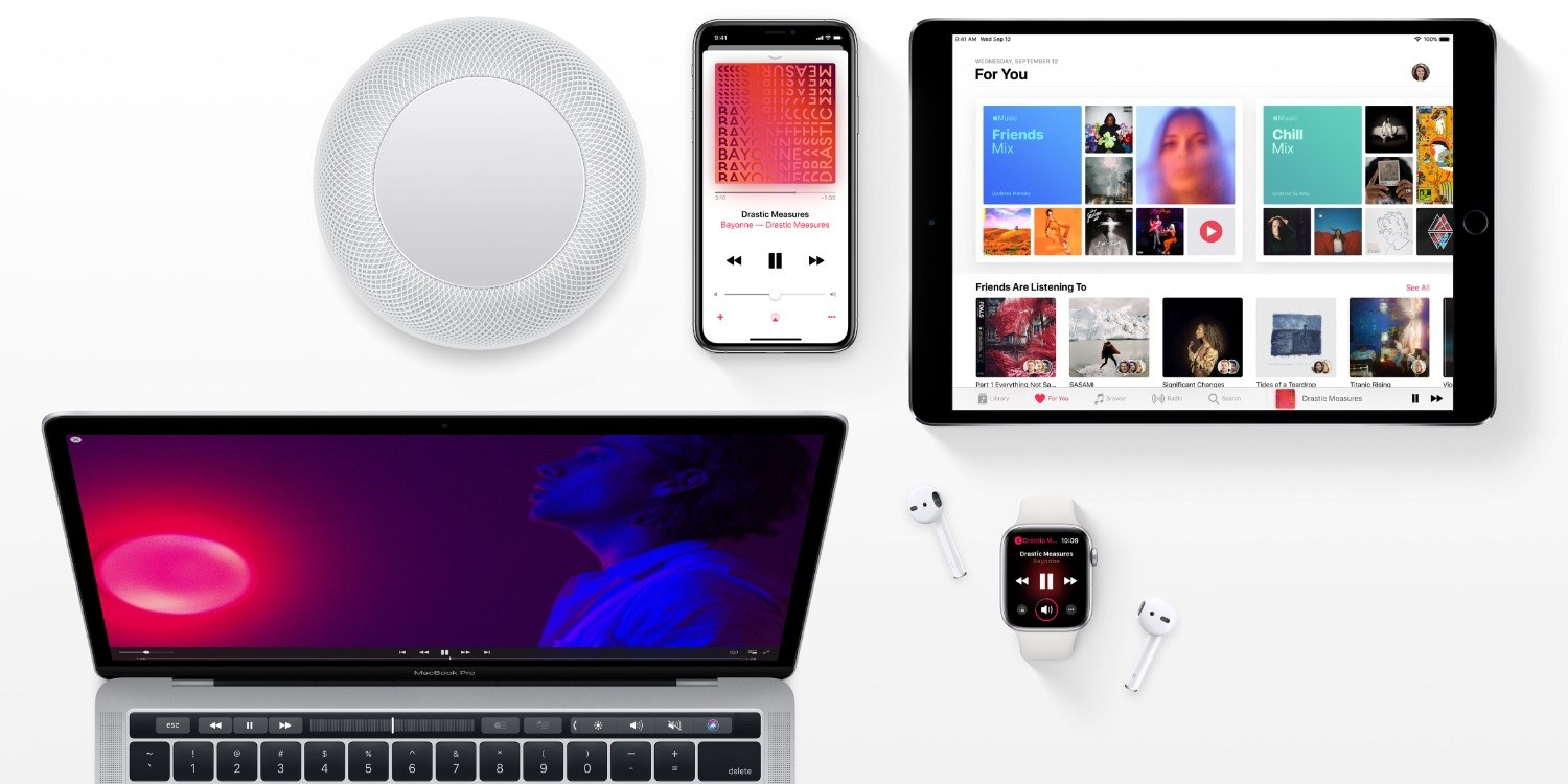 Apple Music gains on Spotify in subscribers and revenue, Counterpoint data indicates - 9to5Mac
