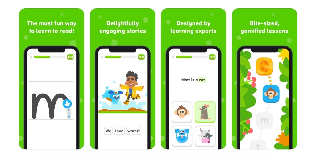photo of Duolingo ABC arrives as free interactive iOS app without ads to teach kids to read image