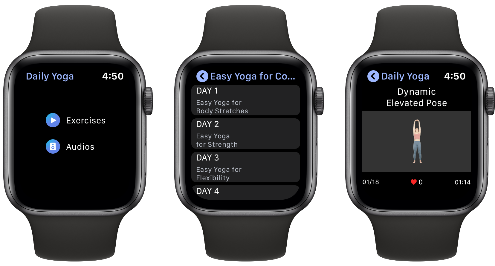 How to relax with Apple Watch walkthrough 3