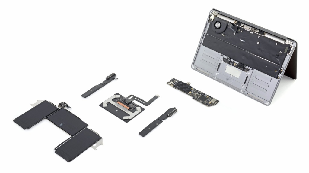 iFixit MacBook Air teardown finds more repairable than predecessor, 0.5mm thicker with Magic Keyboard - 9to5Mac