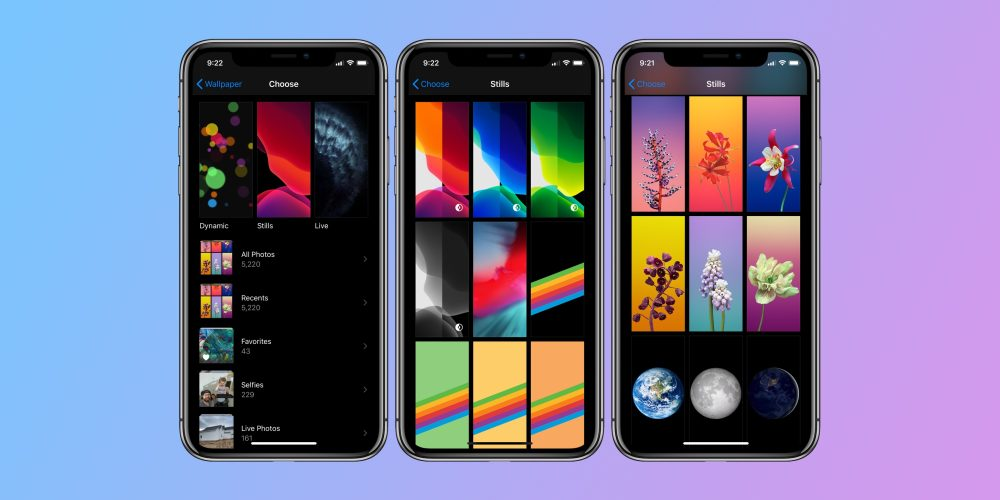 iOS 14 wallpapers update third-parites-accessibility features, more