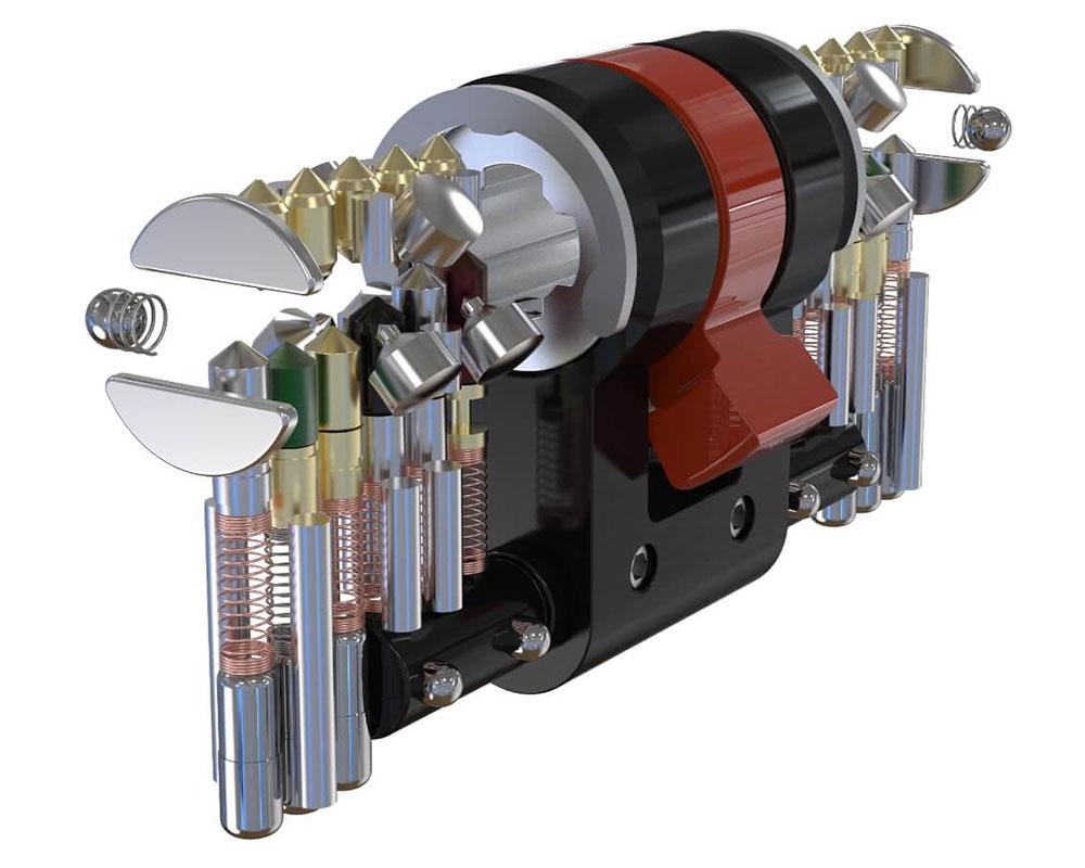 Smart lock security