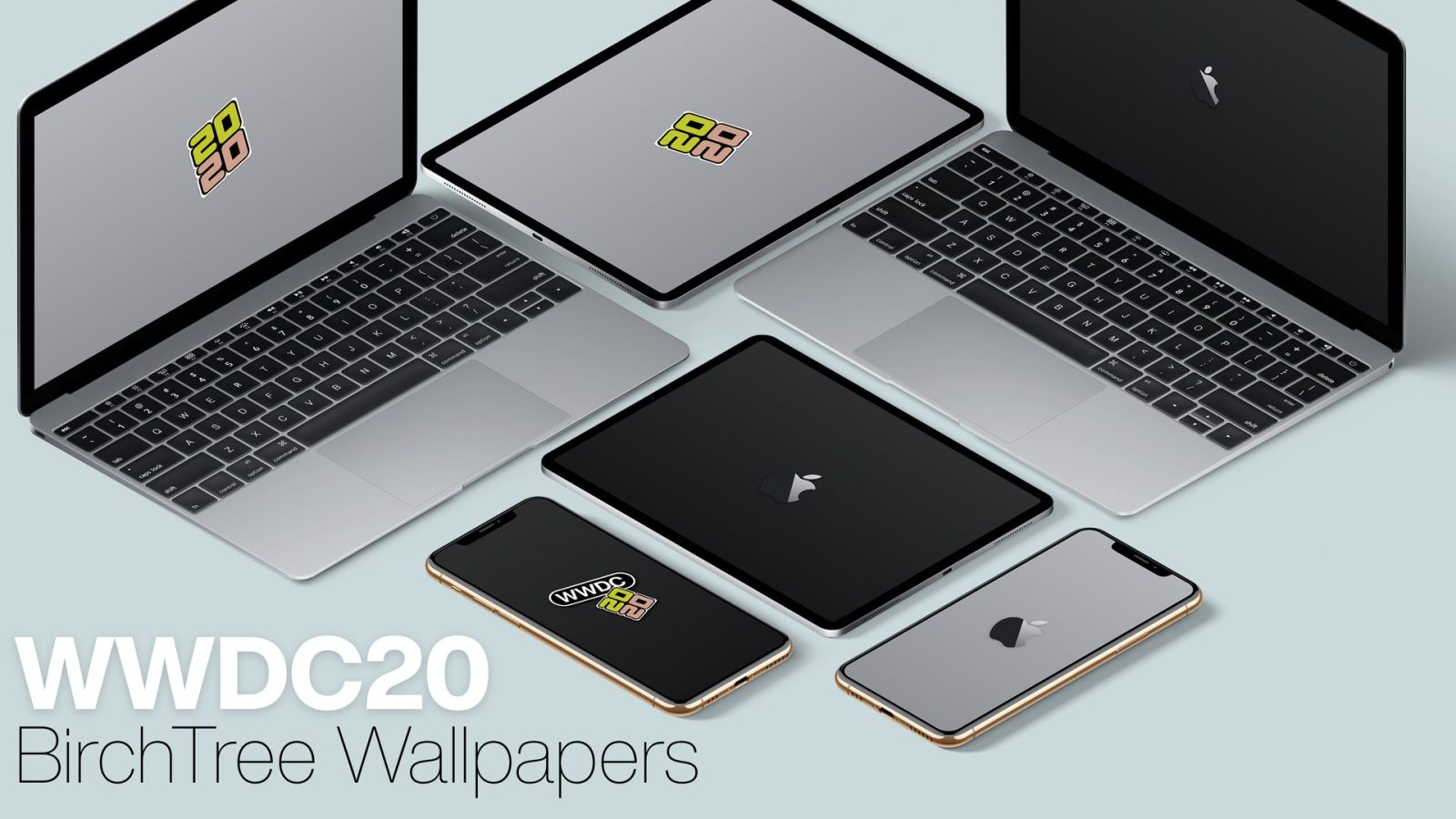 Prepare For Wwdc 2020 With These Apple Inspired Wallpapers For