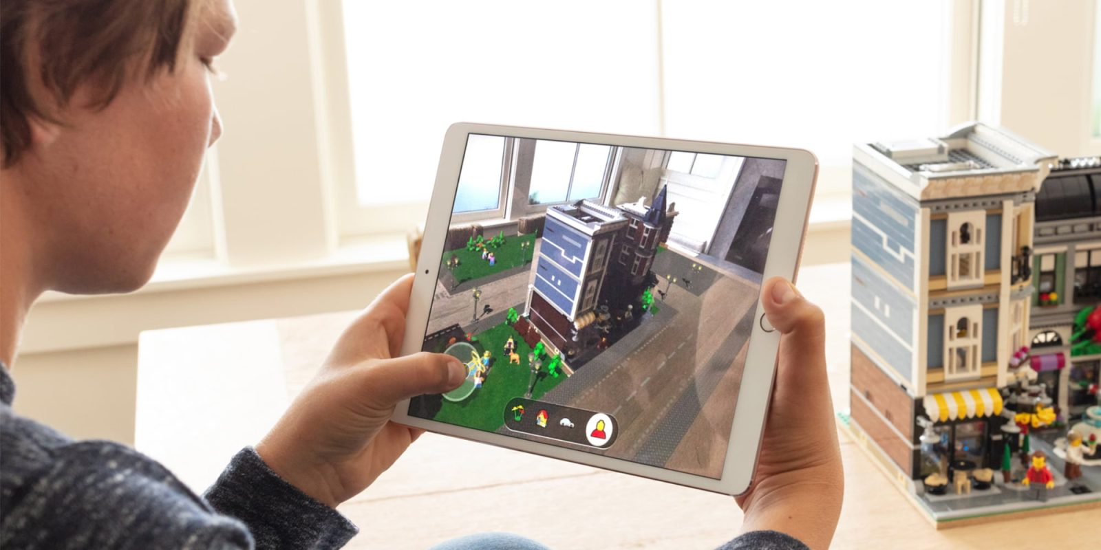 The Augmented Reality Apps for Your Home