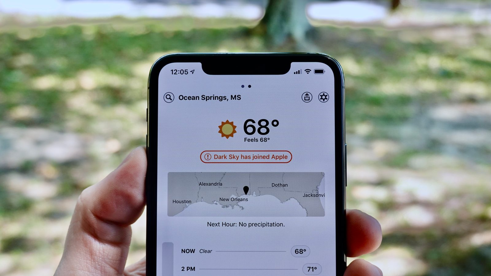 What Apple Buying Dark Sky Could Mean For Ios 14 Ipad And Mac And Developers 9to5mac