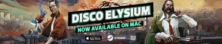 Disco Elysium for Mac