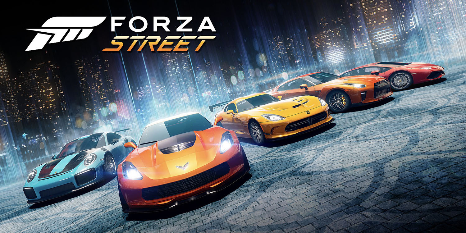 photo of Racing game Forza Street coming to iPhone and iPad on May 5, with freebies image