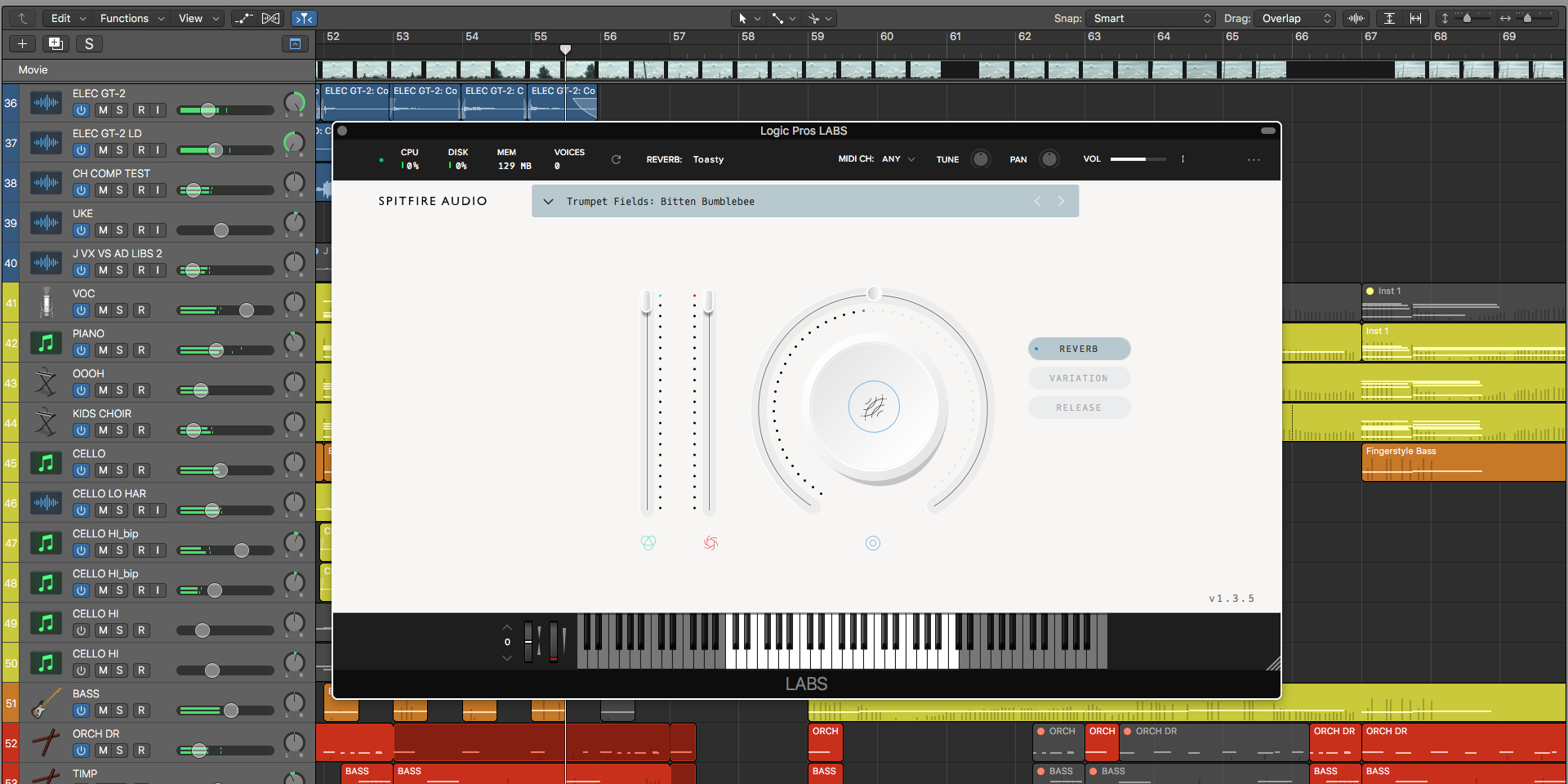 free virtual instruments for logic pro x