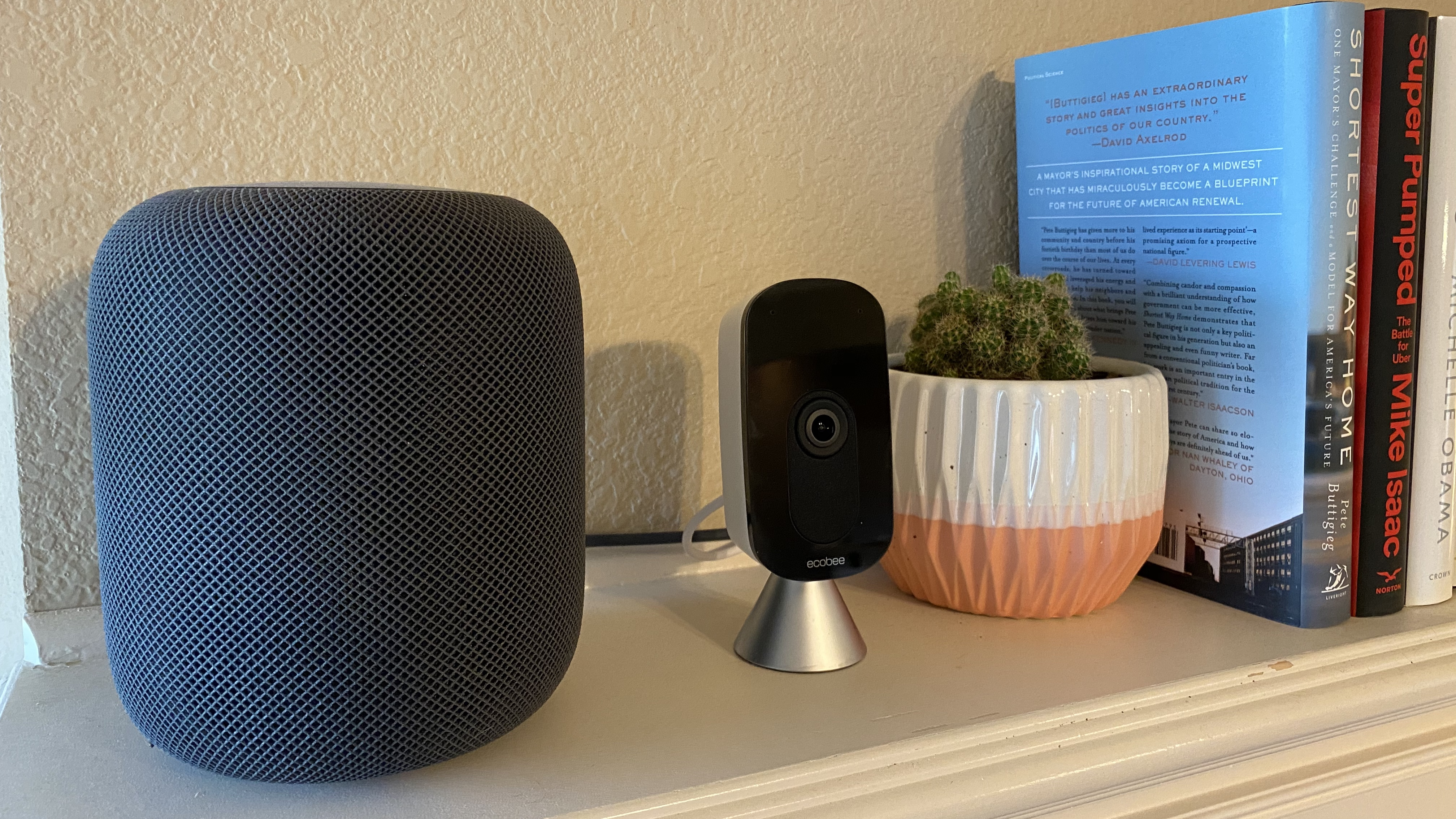 photo of Ecobee rolling out HomeKit Secure Video support for its SmartCamera with voice control image