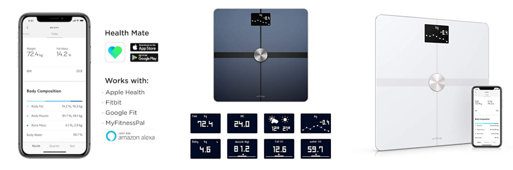 Deal of the Month: 20% off Withings Body+ Wi-Fi Smart Scale for iPhone/Apple Watch