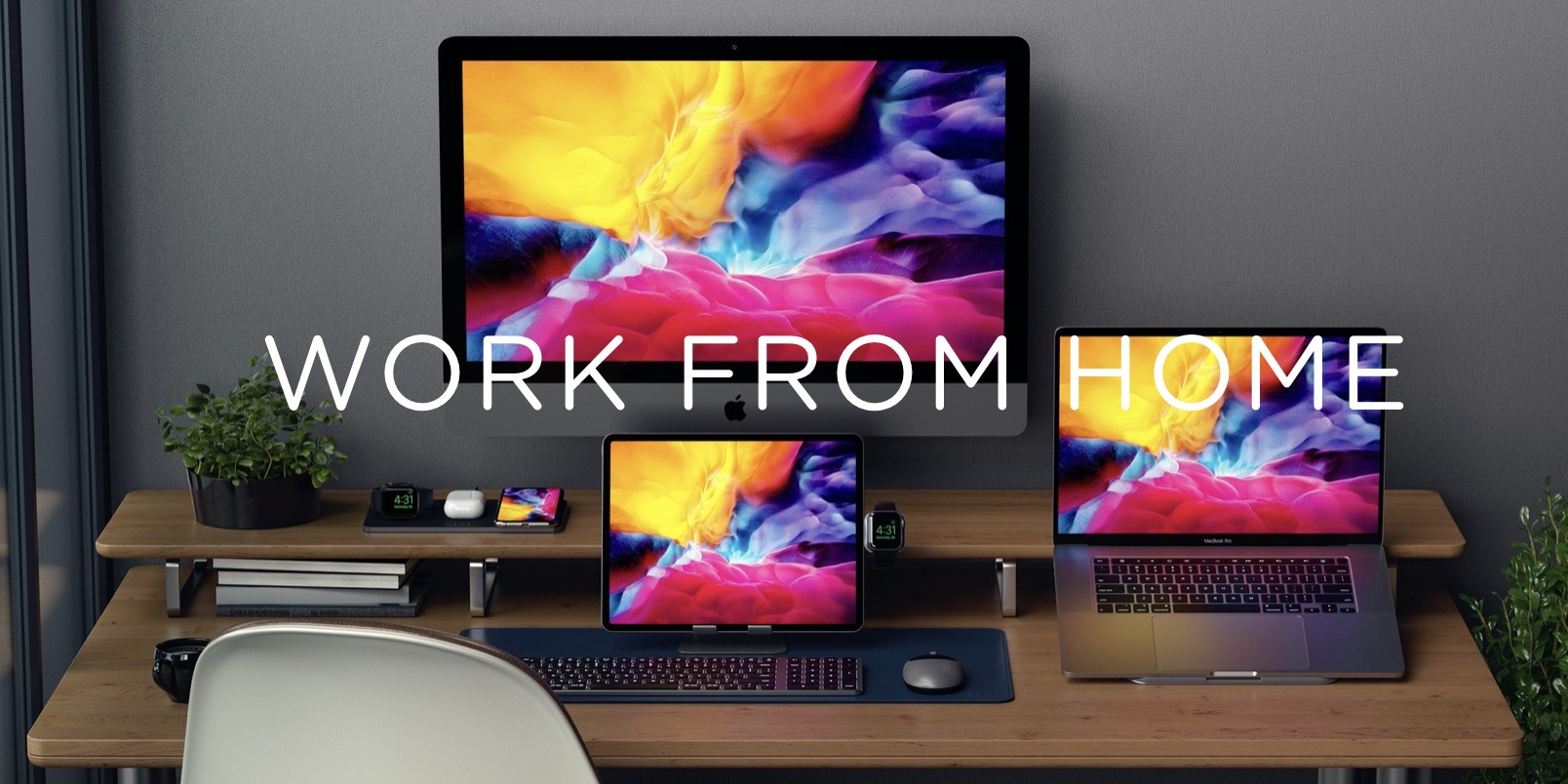 photo of Satechi, Nomad, mophie, Twelve South, and more highlight work from home gear, donate to COVID-19 relief image