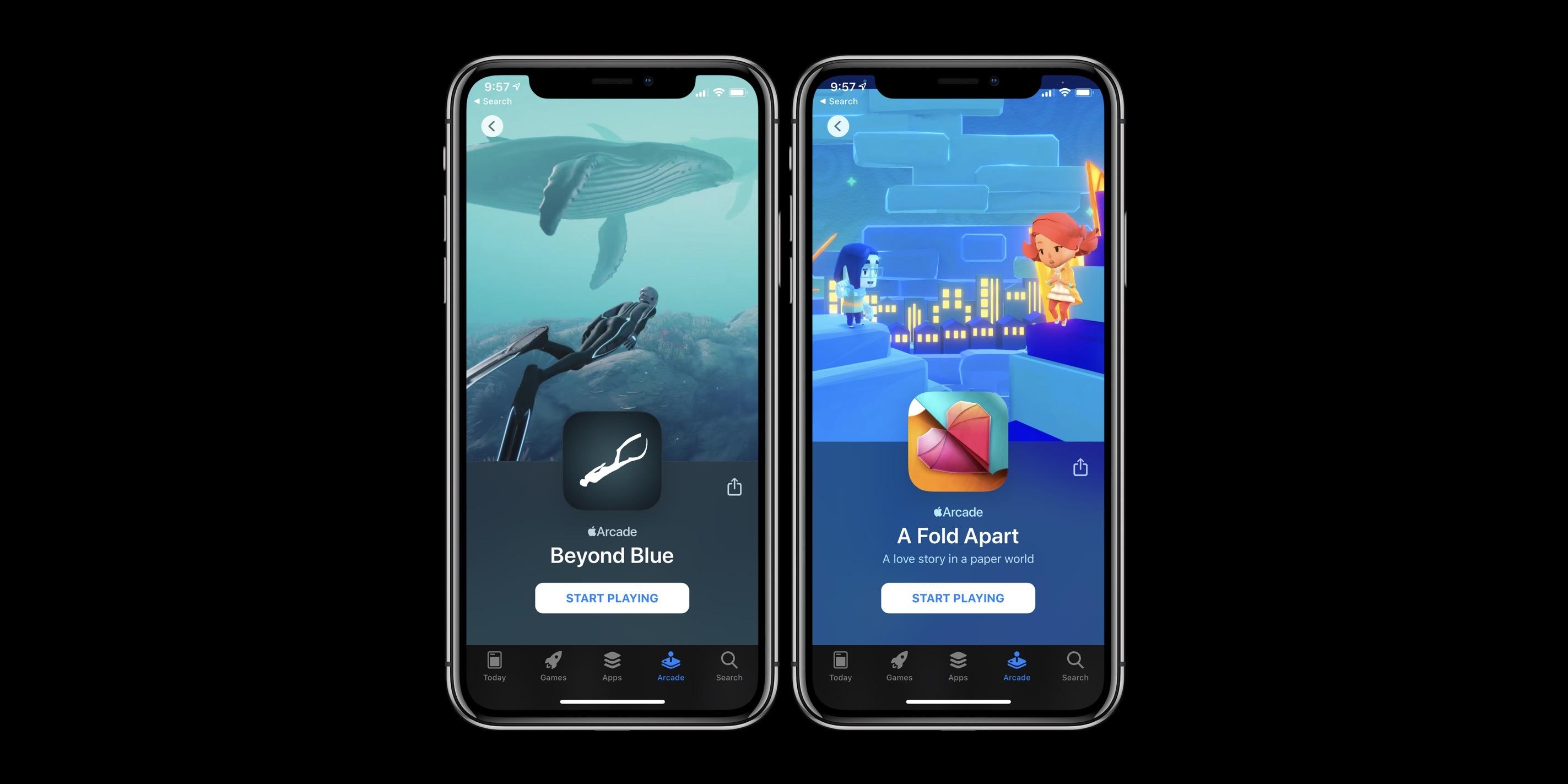 Apple Arcade new games 4/17