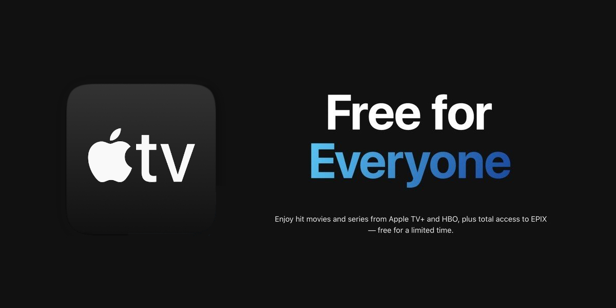 Apple TV+ Show to be Free!