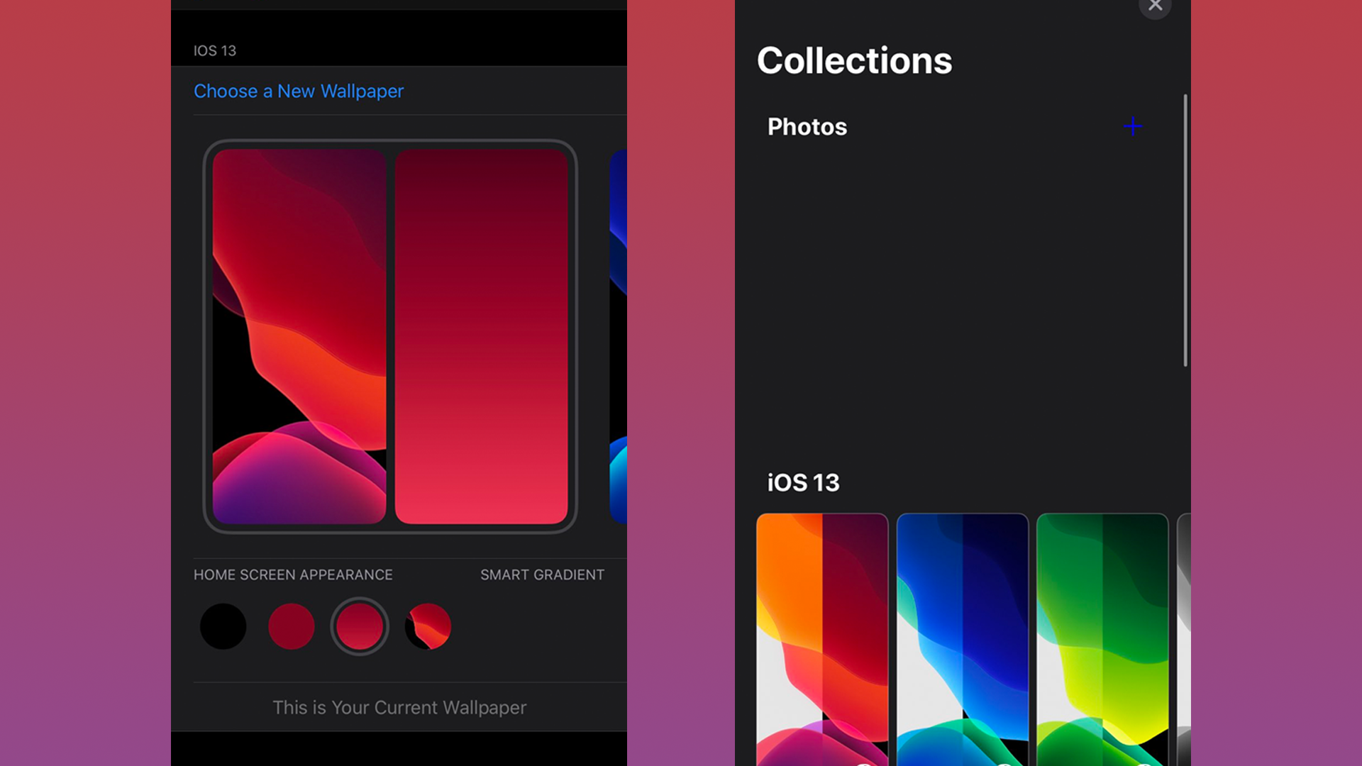 Leaked Ios 14 Screenshot Shows New Wallpaper Settings Beta Code Reveals Home Screen Widgets 9to5mac