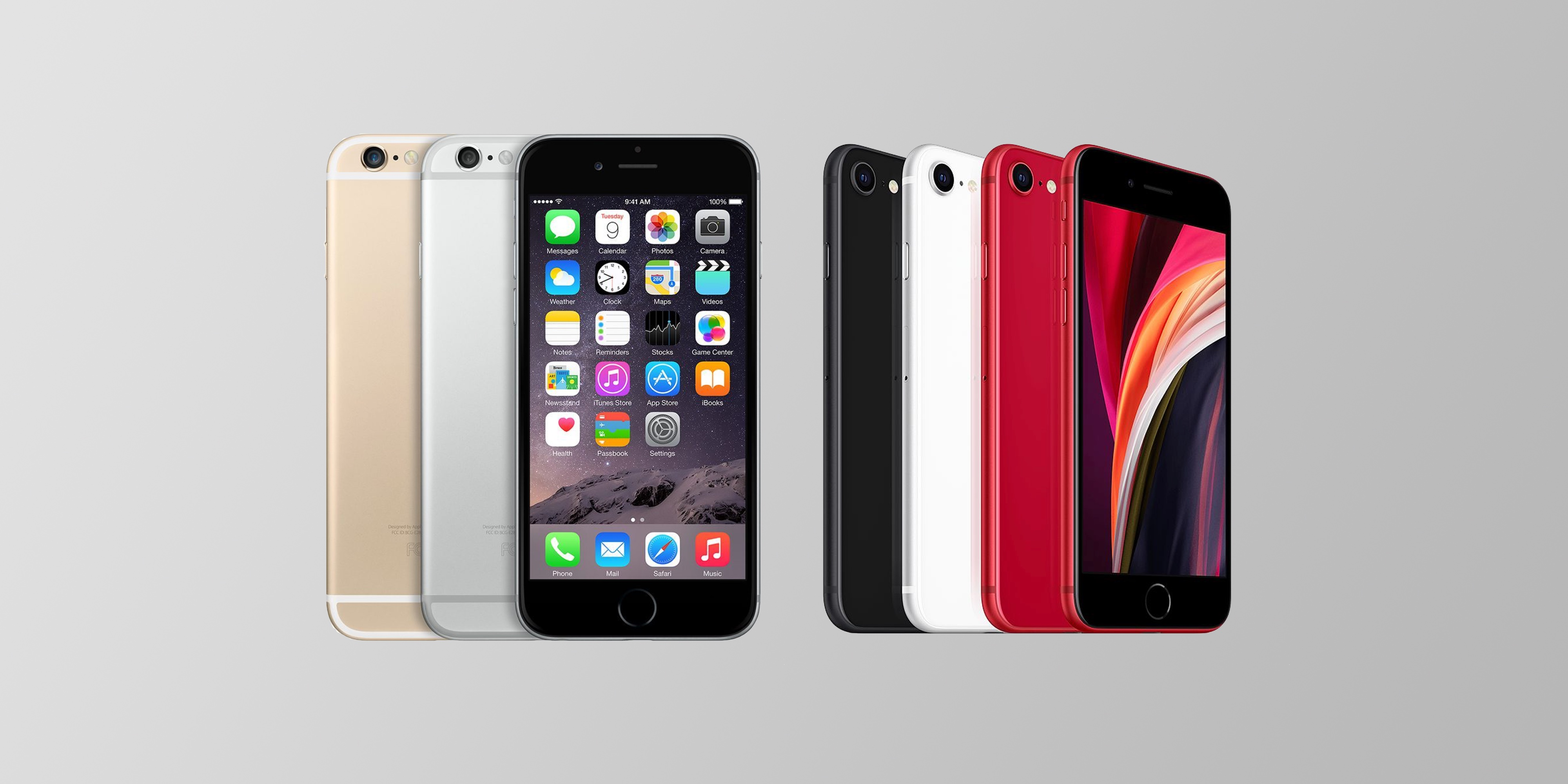 Iphone 6 Vs 2020 Iphone Se Here S Why You Should Upgrade 9to5mac