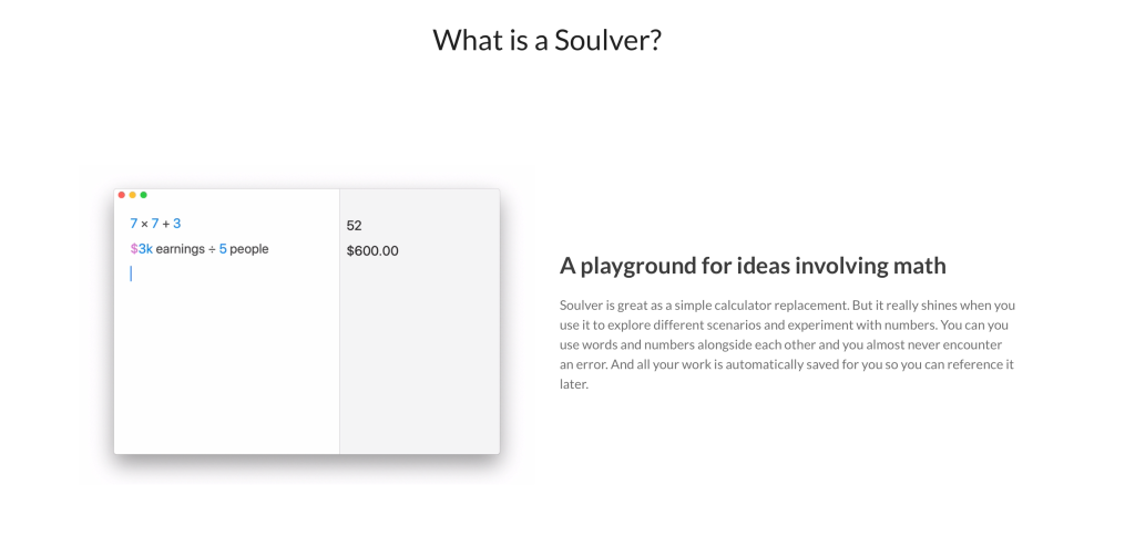 photo of Soulver smart calculator app for Mac adds new 'QuickSoulver' feature, time zone conversions, more image