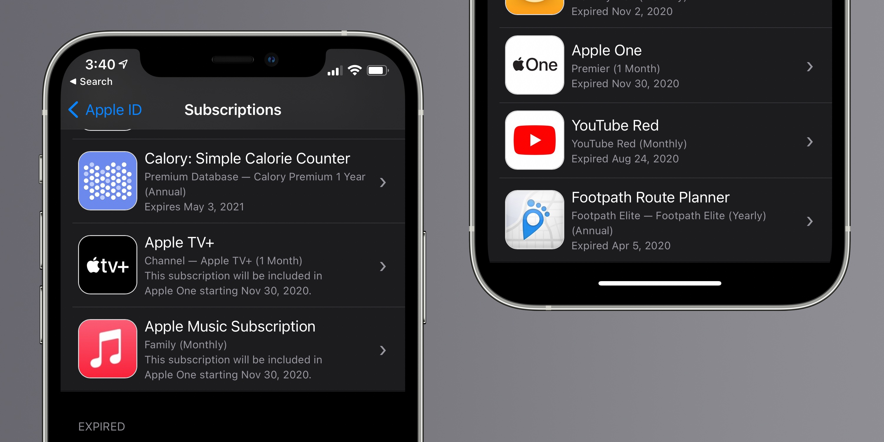 How to view, cancel, and renew subscriptions on iPhone and iPad