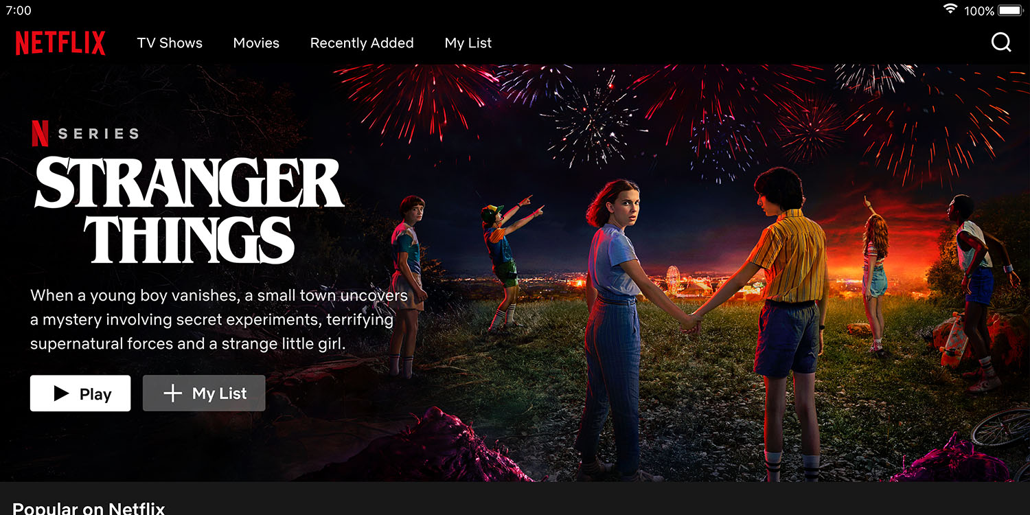 photo of Automatically cancel your Netflix account if you don't use it? Coming now. image